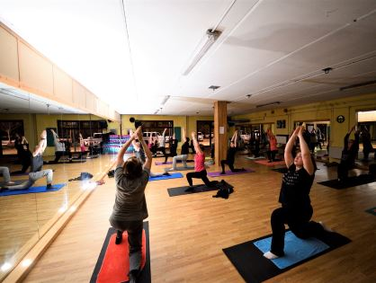 Pilates Palestra Top Gym Montepulciano