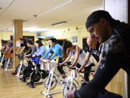 Spinning Palestra Top Gym Montepulciano